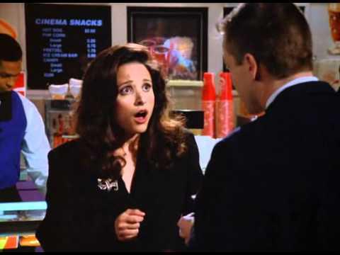 French Stewart on Seinfeld