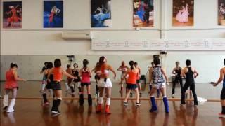 김연자Kim Yon ja 아모르 파티 Amor Fati 에어로빅댄스 HalaAerobics 할라에어로빅 CANADA