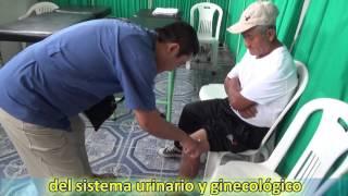 Gran Campaña Médica en el distrito de Hualmay 2016
