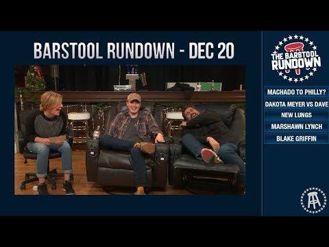 Barstool Rundown - December 20, 2018