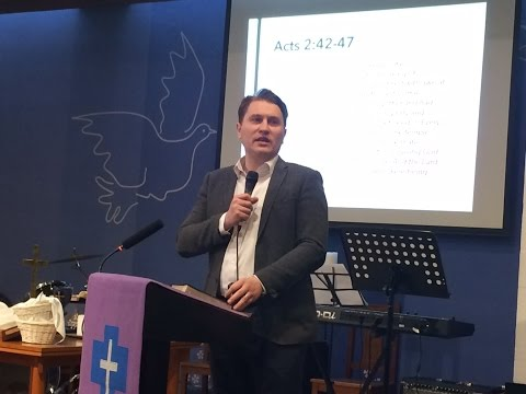 Pastor Stefan Tiran  - How To  Walk In The Church WORD International  Church