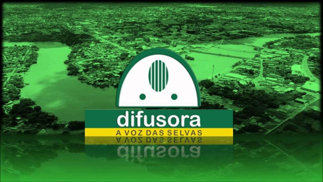 Prefixo - Rádio Difusora Acreana - AM 1400 KHz - Rio Branco/AC - YouTube