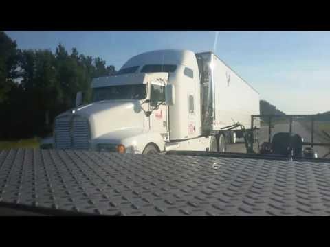Value Trucking Corp Kenworth T600 Aerocab