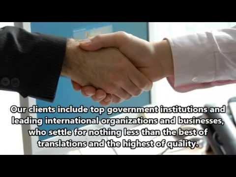 Leading Uzbek English translation services