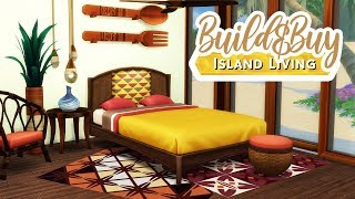 Build & Buy Overview 🌺 || The Sims 4 Island Living