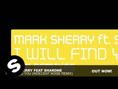 Клип Mark Sherry - I Will Find You - Indecent Noise