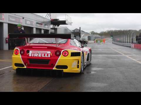 Ferrari 575 GTC EVO #2220
