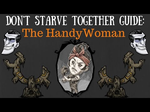 Don't Starve Together Character Guide: Winona
