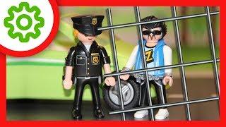 Мультики про машинки. Угон машины, полицейская погоня - развивающий мультфильм - все детям!