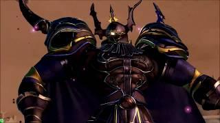 ゴルベーザの開幕、敗北、勝利、召喚のセリフとカットシーンをつめまし...