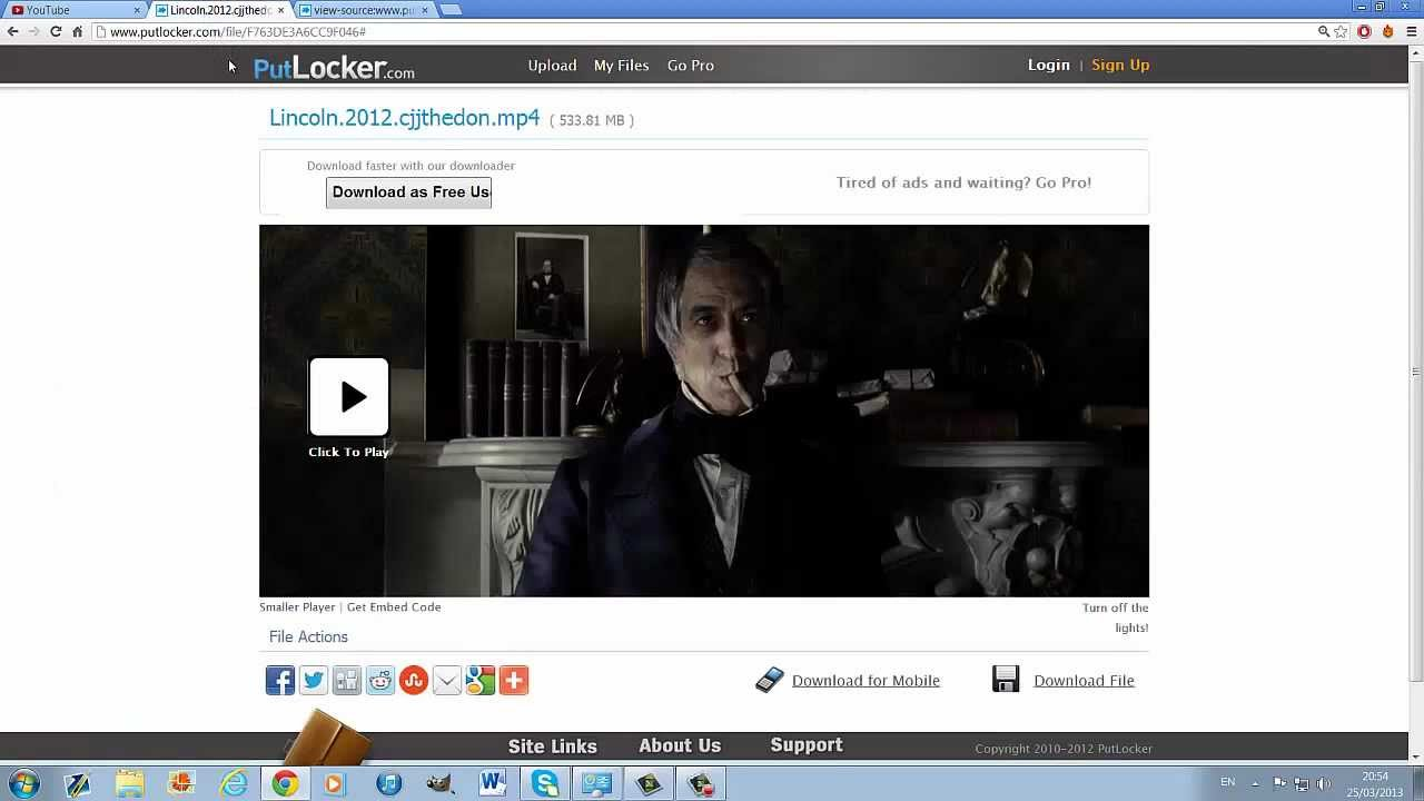 Download Download Movies/Tv Shows For FREE (NO TORRENTS)2015