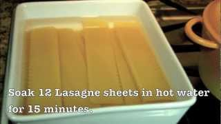 Lasagna Recipe - No 1 Best Italian Lasagna - Best Lasagna Recipe