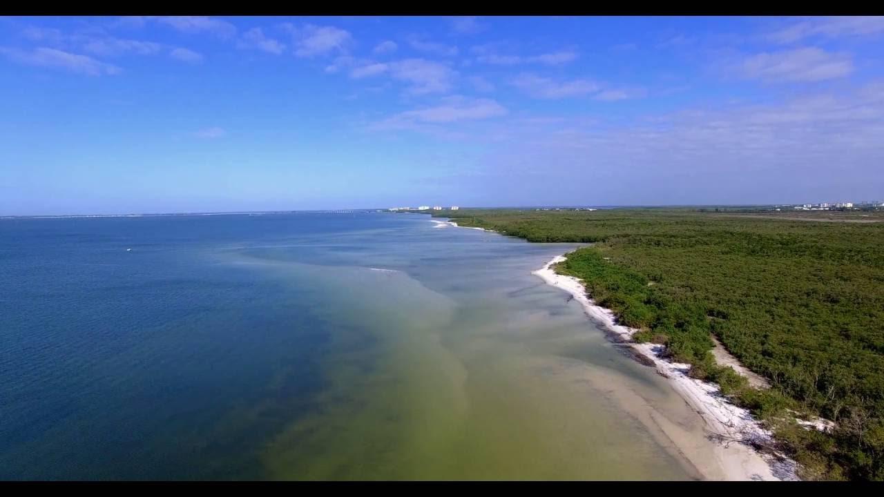San Carlos Bay Bunche Beach Preserve Fort Myers Florida Usa