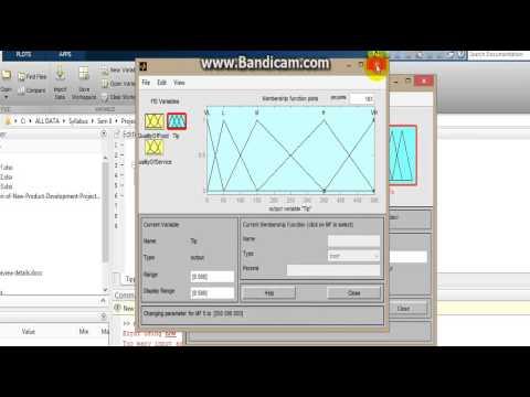 Fuzzy Controller- Matlab