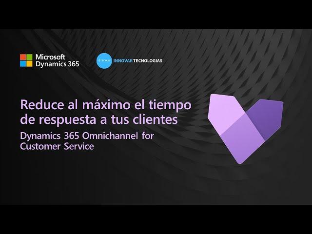 Webinar Dynamics 365 Omnichannel