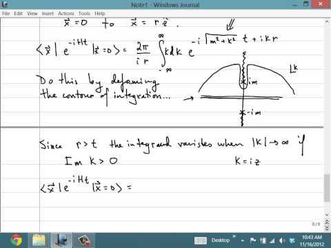 Quantum Theory, Lecture 21: Relativistic Quantum Mechanics. The Need for Quantum Field Theory.