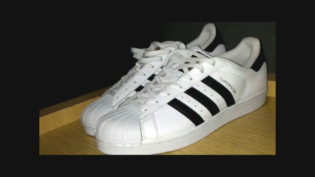d559b079fa2 Adidas ORIGINAL Classic Superstar White Review (Bahasa Indonesia ...