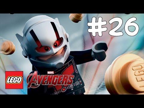 ANT MAN!! - LEGO Marvel's Avengers Free Roam - Part 26(Türkçe Gameplay) HD