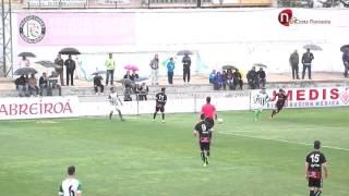 Resumen Atlético Sanluqueño  2 - 1  C.D. Cabecense - 15/16