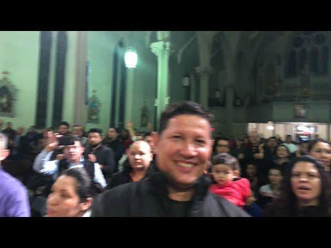 Padre Luis Toro en East Boston