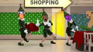 Funny Christmas dance⛄️