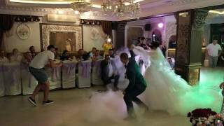 Свадебный танец Юрия и Ольги