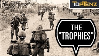 Top 10 Crazy Facts About The Vietnam War