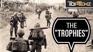 Top 10 Crazy Facts About The Vietnam War