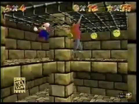 Super Mario 64 Commercial