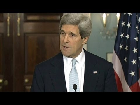 John Kerry Speaks French in France, Conservatives Flip Out