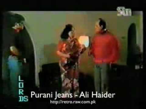 Purani Jeans Ali Haider download free videos