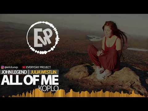 All Of Me - Julia Westlin (Cover) | [EvP Music]