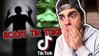 DO NOT Watch These Tik Toks Before You Sleep!! *BAD IDEA*
