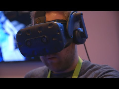 HTC Vive Pro hands on