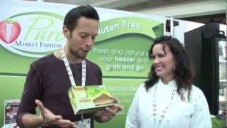 Raw Vegan Pie & Superfood Brownie Review: J-wro Lo-lo Vegan Vlog @ Expo East