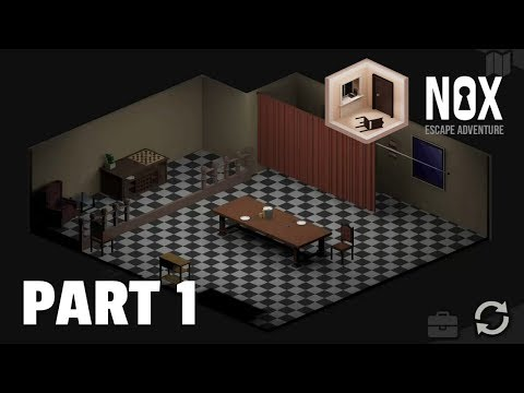 NOX - Escape Games Walkthrough Part 1
