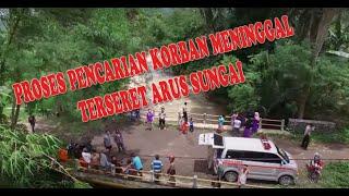 Download Video Teragedi Hanyutnya Dua Orang Warga di Sungai Cileungsir MP3 3GP MP4