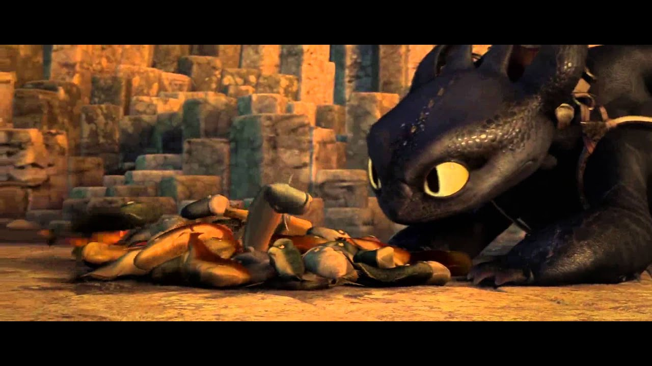 hiccup & toothless - How to Train Your Dragon Fan Art