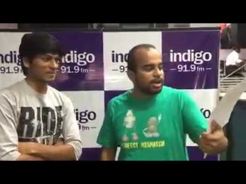 Visit to Radio indigo 91.9 | Bangalore