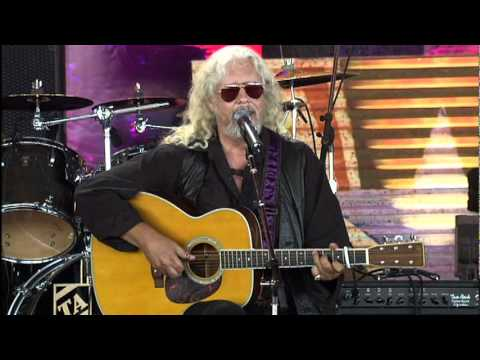 Arlo Guthrie  Alices Restaurant  at Farm Aid 2005
