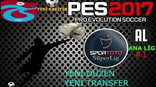 PES exTReme 17 - Ana Lig - İlk Derbi Maçım #1