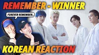 Baixar 🔥(ENG) KOREAN RAPPERS react to WINNER - 'Remember' 🔥