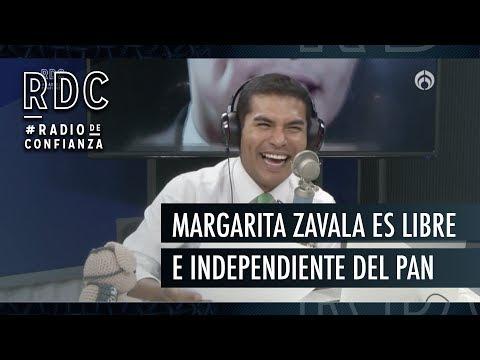 RDC - Margarita Zavala es libre e independiente del PAN - @callodehacha