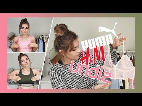 TRY ON HAUL | H&M, UNDIZ Et PUMA (tout En Promo !)