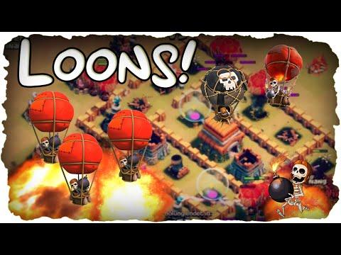 RH 6 Ballon Strategie! | CLASH OF CLANS #017 | Clankrieg Angriffe! (Deutsch / German)