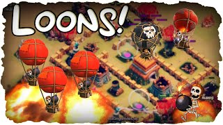 RH 6 Ballon Strategie! | CLASH OF CLANS #017 | Clankrieg Angriffe! (Deutsch / German)