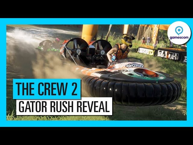 The Crew 2 : Gator Rush Reveal | Gameplay Trailer