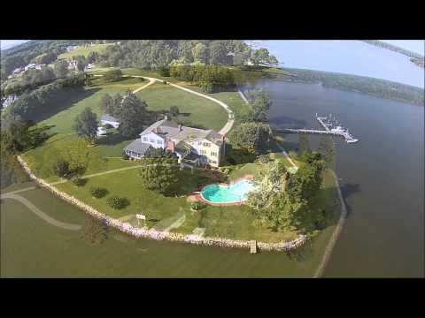 120 Parks Point, Waterfront Property in Queenstown, MD 21658