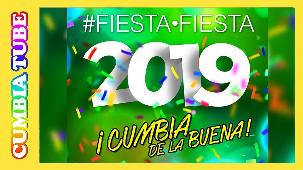Fiesta Fiesta 2019 Cumbia De La Buena Disco Completo Cumbia Tube Youtube
