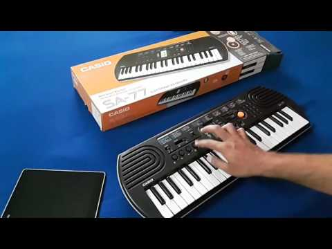 Casio SA77 inidan version overview  for purchase link is given in description